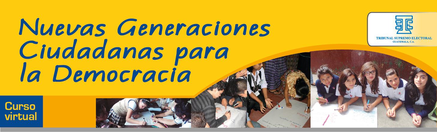 """Nuevas Generaciones Ciudadanas para la Democracia 21 """"I"""""""